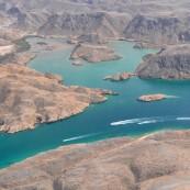 Les criques de Bandar Khiran à Oman