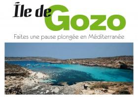 L'île de Gozo, dans l'archipel de Malte, est un paradis pour les plongeurs.