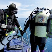 Plongeurs tek