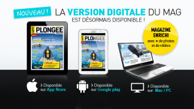 Version digitale de Plongée Magazine