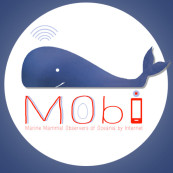 Le logo de l'application MObI.