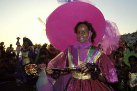 Le carnaval en Martinique