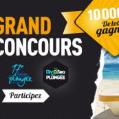 Jeu-concours Divosea Plongée, jusqu'au 11 janvier 2015.