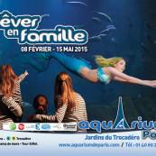 Comprendre et rêver en famille à l'Aquarium de Paris