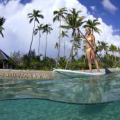Paddle à Wakatobi