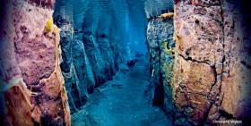 Plongée en Islande