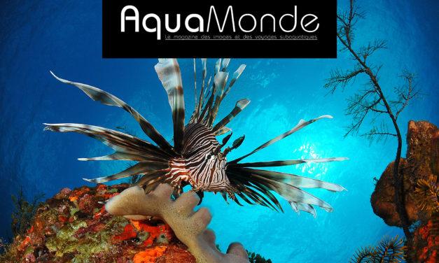 AquaMonde. Dans Plongeurs International numéro 149.