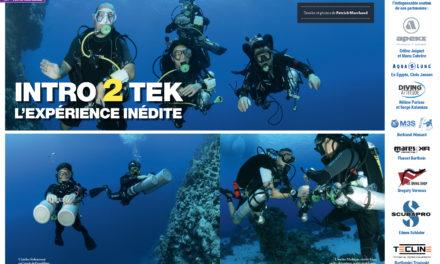 Intro To Tek. Dans Plongeurs International numéro 149.
