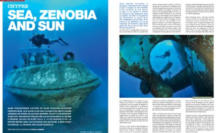 Sea, Zanobia and Sun