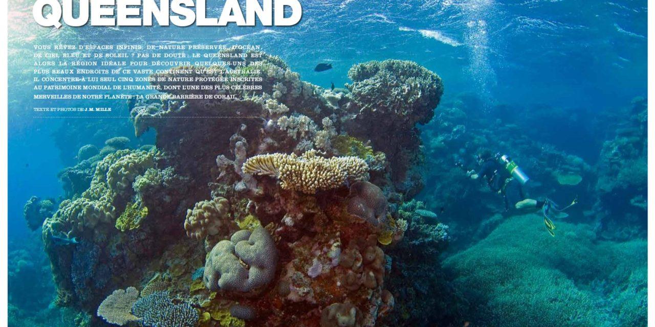 Voyage au Queensland