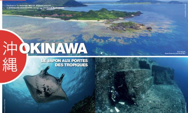 Japon. Dans le numéro 149 de Plongeurs INternational.