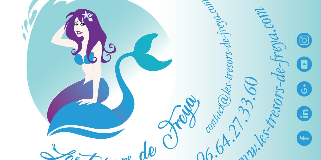 Freya, la sirène de la Méditerranée